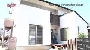 松井建設|中庭デッキ!コの字型のお家