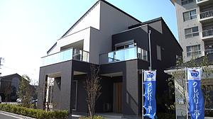 ミツワ都市開発|「クレバリーホーム 外壁総タイルのモデルハウス」