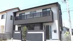 新日本建設|オリジナル省CO2住宅 モデルハウス 新世代エコハウス in 菜の花タウン