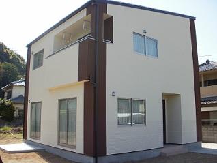 吉村住工|外張り断熱の家