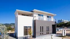 河窪建設|思いやりの家ひまわり モデルハウス INみどりの風がそよぐまち志津川