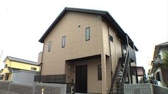 二世帯で暮らす えひめの森からつくる家|新日本建設