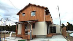 松井建設|木造ドミノ住宅 in メルティータウン久枝