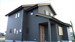 新日本建設|収納と木のぬくもりにこだわった家