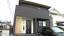 新日本建設|えひめの森からつくる料理人の家
