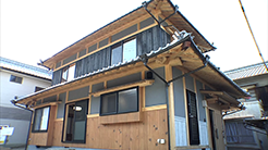 西畑建設|伝統と技の家 in 今治市