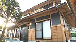 西畑建設|次世代に守り継ぐ伝統建築・・・扉の向こう側