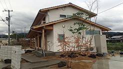 新日本建設|ゼロエネルギー住宅 in 西条市