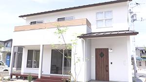 松井建設「ZEST STYLEモデルハウス」