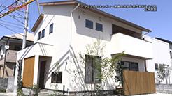 松井建設|オリジナルのキッチン・家具のある北井門モデルハウス