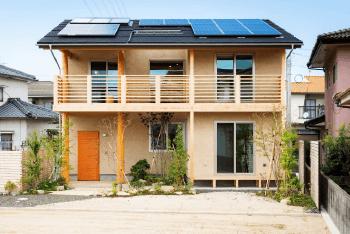 久保田町モデルハウス 宿泊体験型サステナブル住宅
